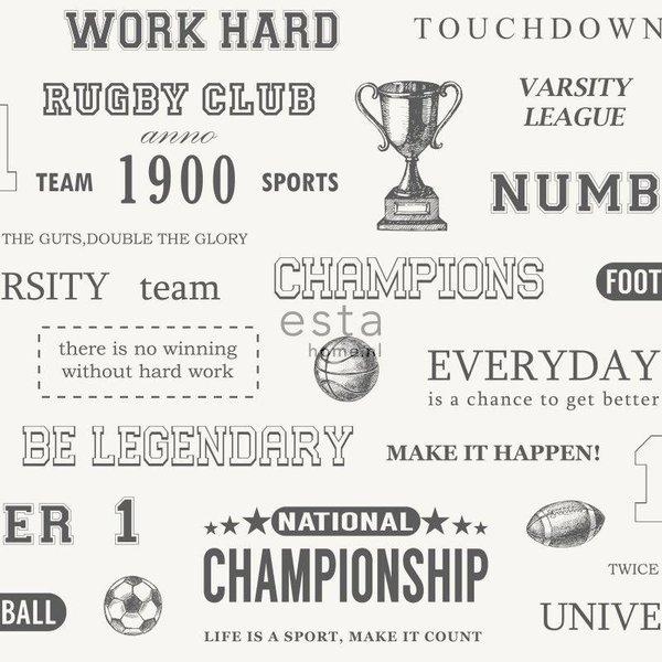 College Sport quotes gebroken wit