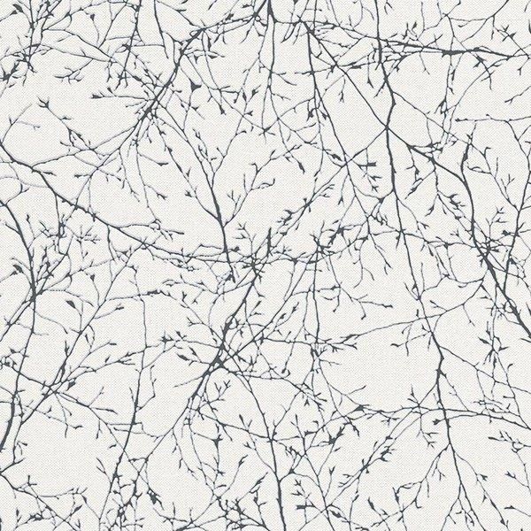 A.S. Creation Elegance 3 Twiggy twijgentakjes zwart/wit 305073