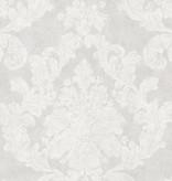 A.S. Creation Elegance 3 Amelie bloemen licht grijs 305183