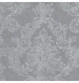 A.S. Creation Elegance 3 Amelie bloemen grijs/wit 305184