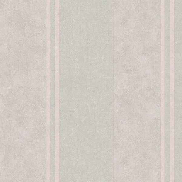 A.S. Creation Elegance 3 Strepen beige/roze 305201