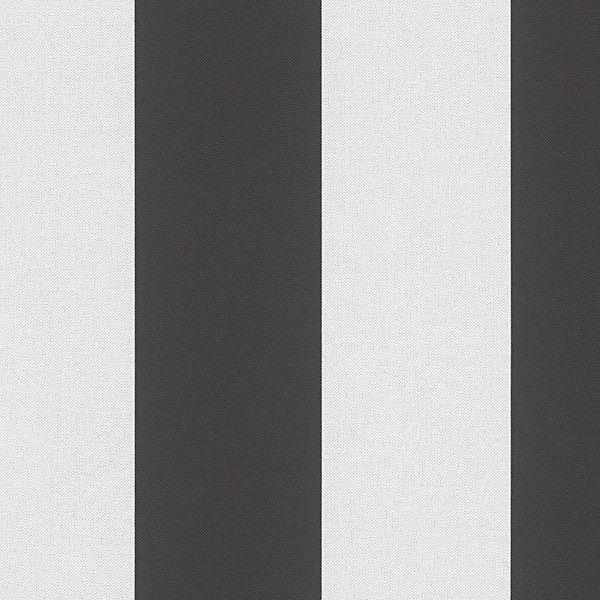 A.S. Creation Elegance 3 Brede streep zwart/wit 334213