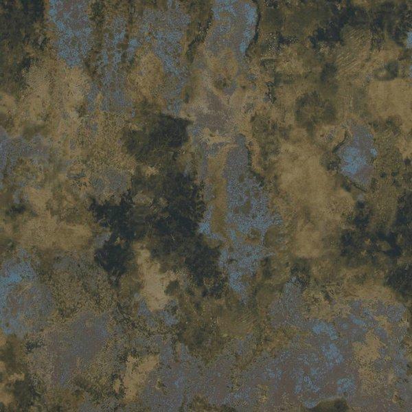 Essentials Roestig metaal donker blauw/bruin 218003