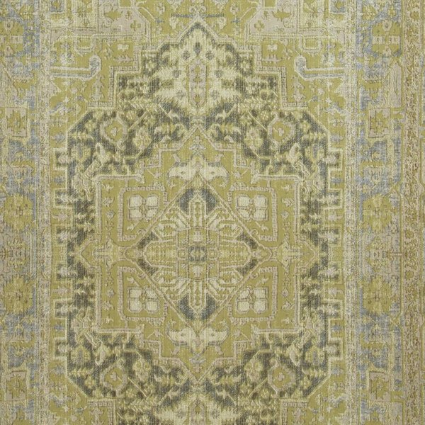Essentials Kilim kleed groen 218031