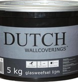 Dutch Wallcoverings Glasweefsel lijm 5 kg - 25m2