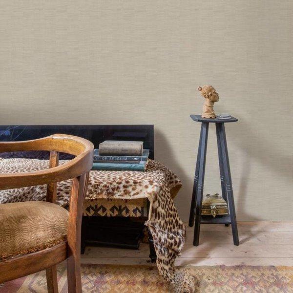 Dutch Wallcoverings Bontanical uni beige/bruin BA1004