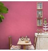Dutch Wallcoverings Bontanical uni roze BA1008