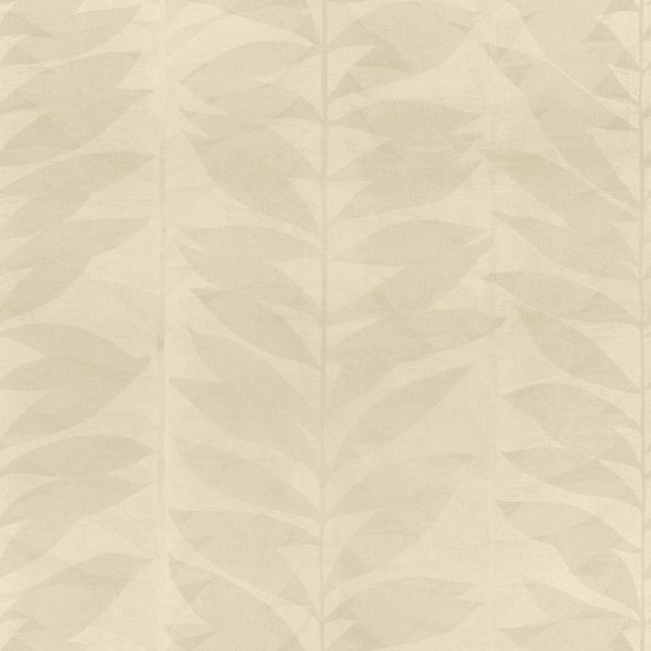 Dutch Wallcoverings Bontanical Blad creme BA2101