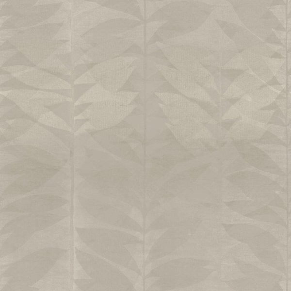 Dutch Wallcoverings Bontanical Blad licht bruin BA2105