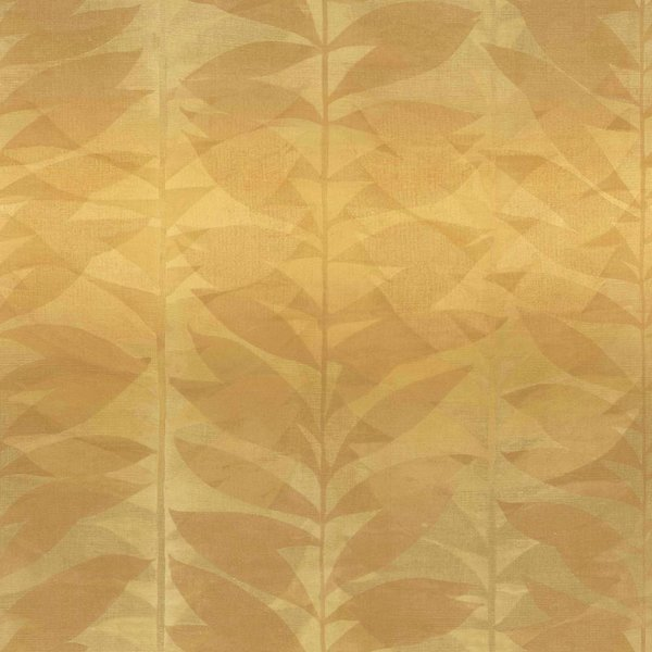 Dutch Wallcoverings Botanical Blad oker