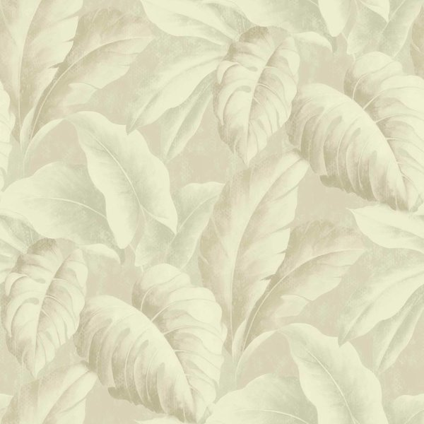 Dutch Wallcoverings Botanical Bladeren beige