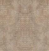 Voca Curious Croco licht bruin metallic 17951