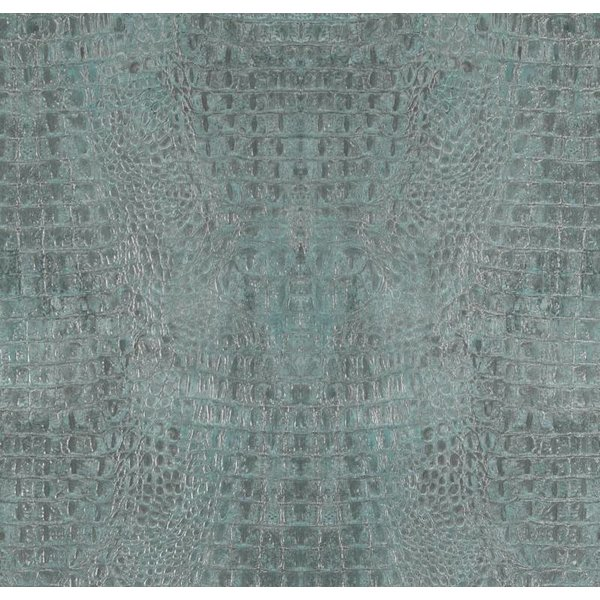 Voca Curious Croco turquoise metallic 17954