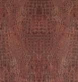 Voca Curious Croco rood/bruin metallic 17957