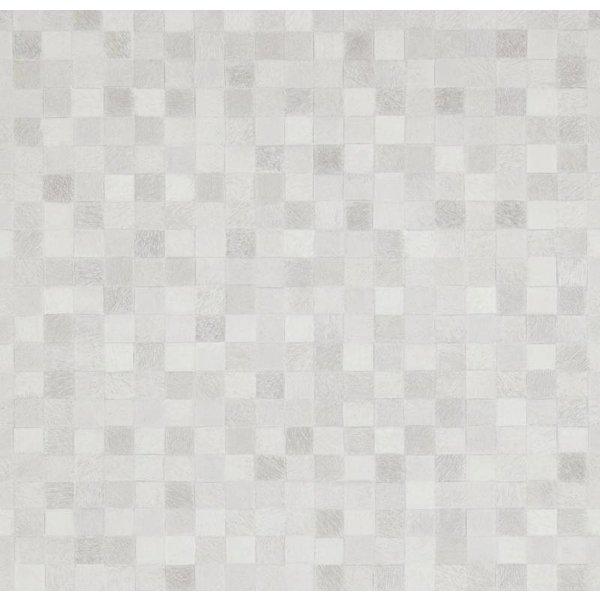 Voca Curious Dierenhuid geblokt creme/grijs 17971