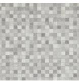 Voca Curious Dierenhuid geblokt off-white/grijs 17972