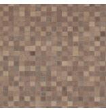 Voca Curious Dierenhuid geblokt rood/bruin 17975