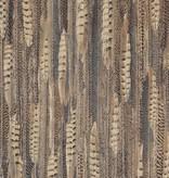 Voca Curious Veren bruin, beige & turquoise 17960