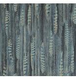 Voca Curious Veren turquoise, blauw & goud 17962