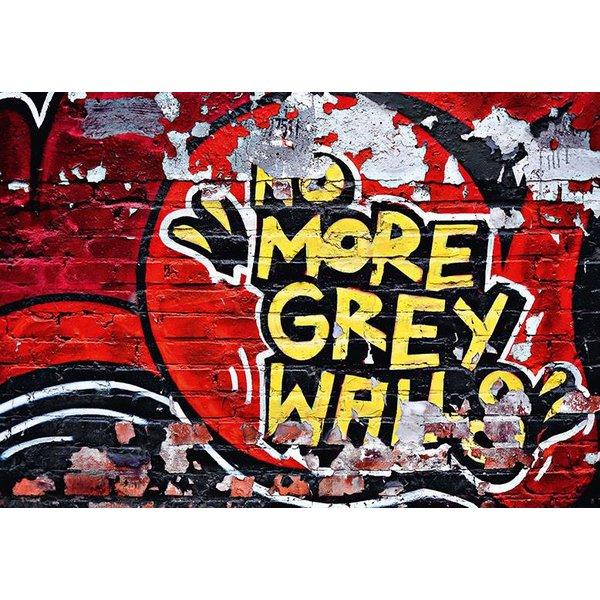 Dutch Wallcoverings Wizard & Genius fotobehang No more grey walls