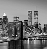 Dutch Wallcoverings Wizard & Genius fotobehang Manhattan Skyline 00138