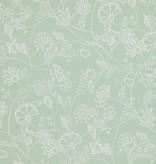 Voca Hej bloemen groen 218171