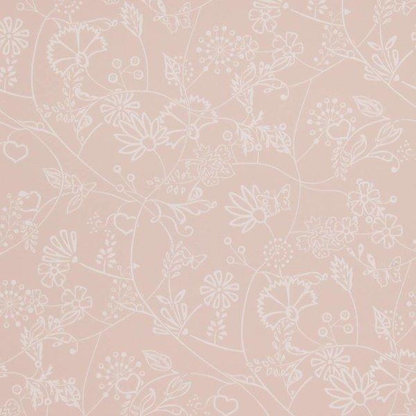 Voca Hej bloemen roze