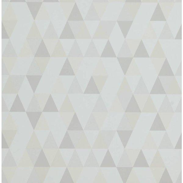 Hej driehoekjes beige/grijs