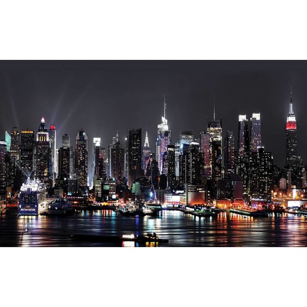Dutch Wallcoverings Fotobehang New York Skyline