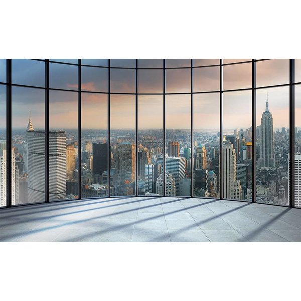 Dutch Wallcoverings Fotobehang New York Penthouse