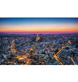 Dutch Wallcoverings Fotobehang Parijs van boven