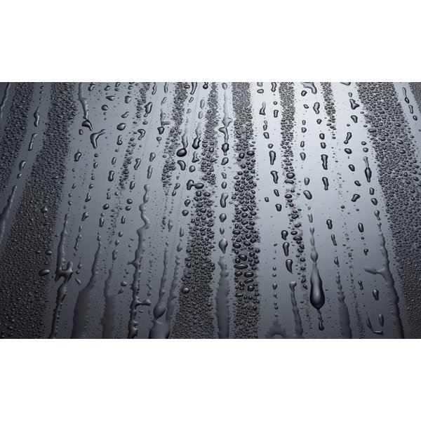 Dutch Wallcoverings Fotobehang Waterdruppels