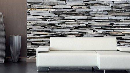 Fotobehang van rotsen en stenen kopen de behangwinkelier for Goedkoop glasvliesbehang