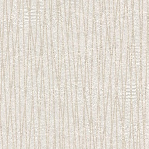 A.S. Creation Around the World Stripes beige 30652-1