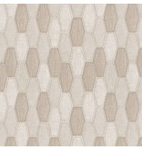 A.S. Creation Around the World Stiksels beige 30693-1