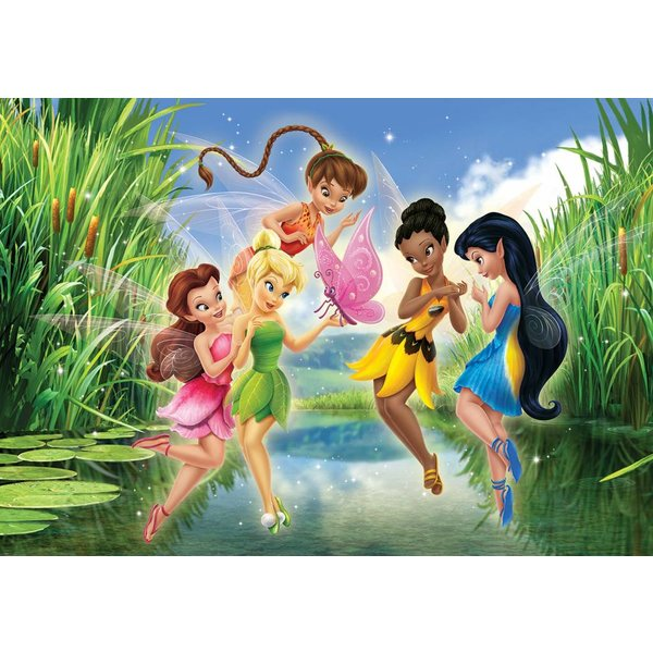 Dutch Wallcoverings Fotobehang Tinkerbell