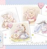 Dutch Wallcoverings Fotobehang Winnie the Pooh hugs