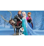 Dutch Wallcoverings Fotobehang Frozen family