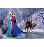 Dutch Wallcoverings Fotobehang Frozen sisters