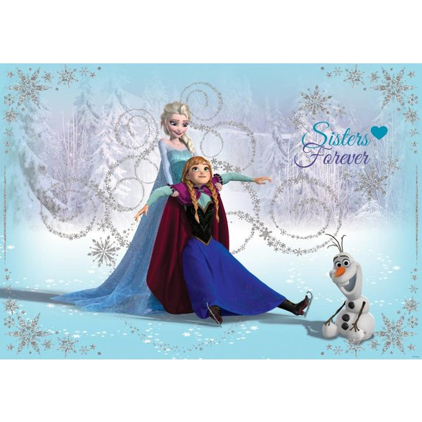 Dutch Wallcoverings Fotobehang Frozen scene