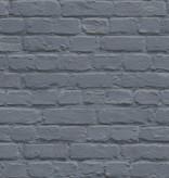 Dutch Wallcoverings Freestyle Baksteen - Donkerblauw L226-01