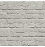 Dutch Wallcoverings Freestyle Baksteen - Licht grijs L226-07