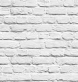 Dutch Wallcoverings Freestyle Baksteen - Wit L226-09