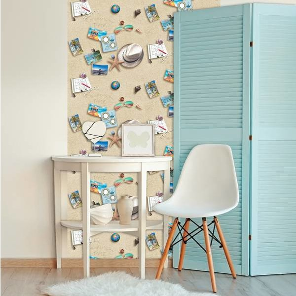 Dutch Wallcoverings Freestyle Summer Time Foto's L306-01