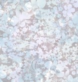Dutch Wallcoverings Freestyle Bloemen - Blauw L391-01