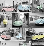 Dutch Wallcoverings Freestyle Volkswagen Collectie 102563