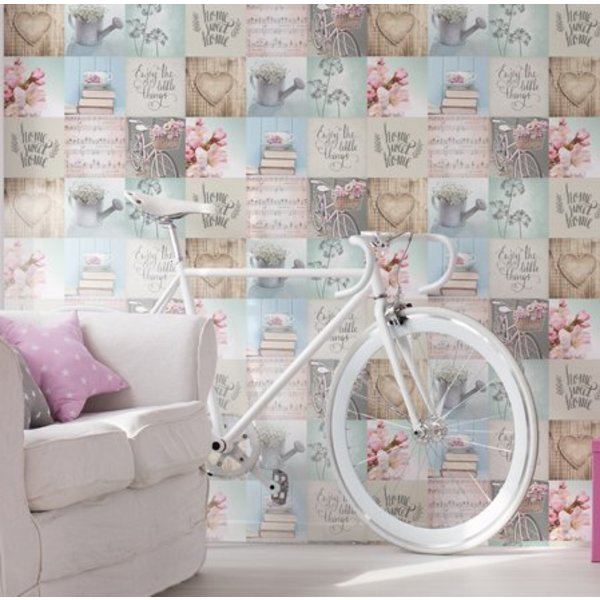 Dutch Wallcoverings Freestyle Little Things 102564