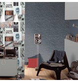 Dutch Wallcoverings Freestyle Rock & Roll 102567
