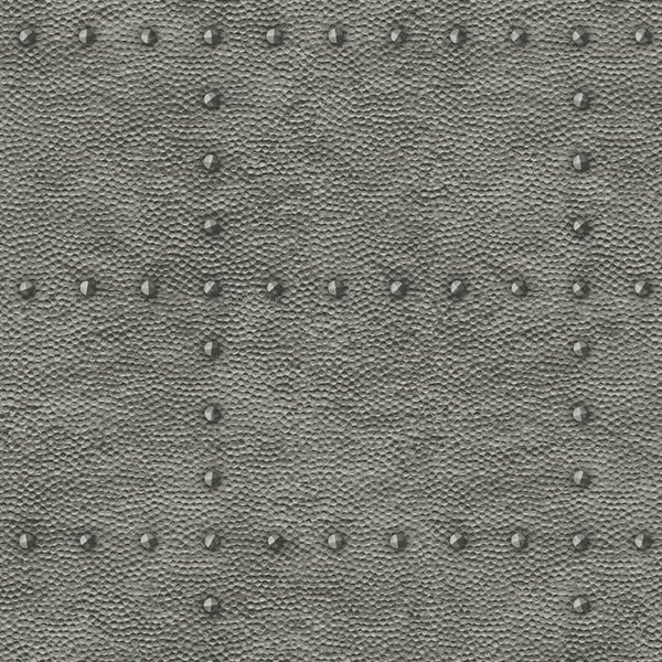 Dutch Wallcoverings Restored Hammered Metal - Antraciet 24016