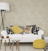 Dutch Wallcoverings Restored Polished Concrete - Beige 24014